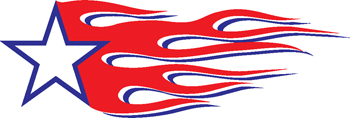 stars and stripes decal 174