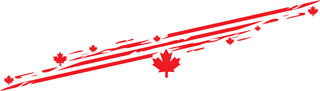 Canadian Stripes 62