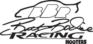 Brett Bodine Racing decal