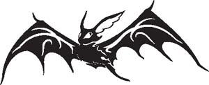 Tribal Bat 1