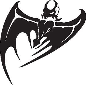 Tribal Bat 13