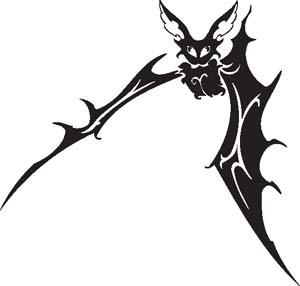 Tribal Bat 17