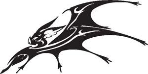 Tribal Bat 37