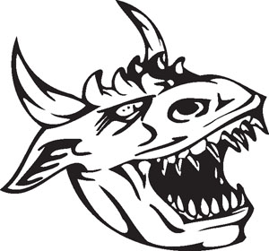 Dragon decal 28