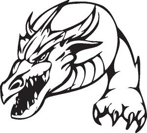 Dragon decal 44