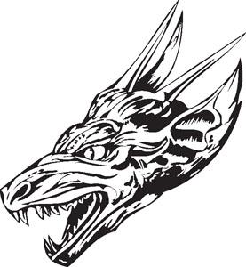 Dragon decal 59