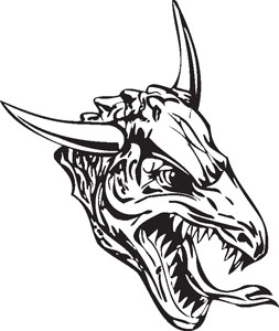 Dragon decal 66