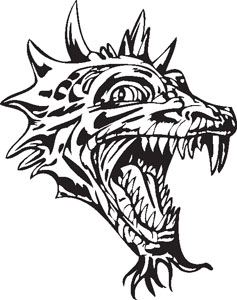 Dragon decal 71