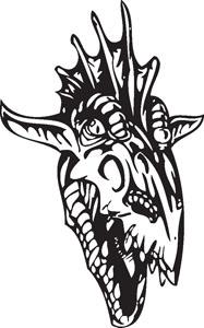 Dragon decal 78
