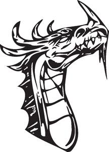 Dragon decal 83